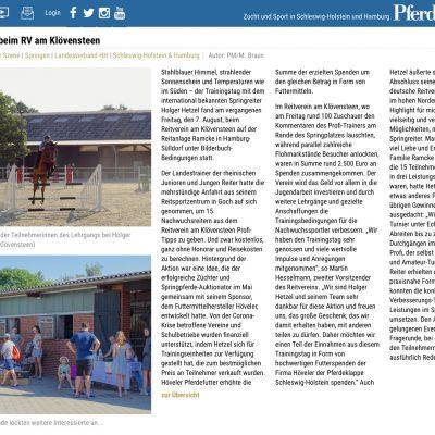 Pferd+Sport